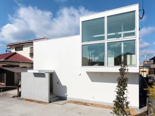 アトリエ環 建築設計事務所 Casas estilo moderno: ideas, arquitectura e imágenes