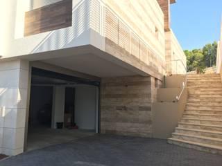 DYOV STUDIO Arquitectura, Concepto Passivhaus Mediterraneo 653 77 38 06 Вилла Мрамор Бежевый