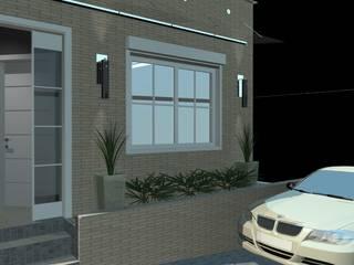 Casas modernas de Arch Design Concept Moderno