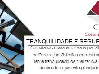 Construções Industriais e Comerciais CR Construtora Lojas & Imóveis comerciais industriais Branco
