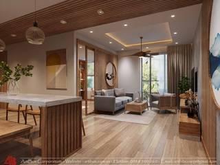 Phong cách thiết kế nội thất chung cư Sky Center Thiết Kế Nội Thất - ARTBOX