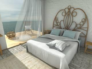 Blophome Mediterranean style bedroom