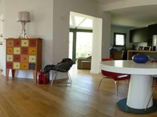 Rénovation et embellissement Maison A Salon moderne par FARACHE CLAUDE Moderne