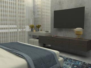 Modern style bedroom by Casactiva Interiores Modern