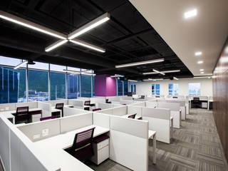 JDA Fase 2 Estudios y despachos modernos de IAARQ (Ibarra Aragón Arquitectura SC) Moderno