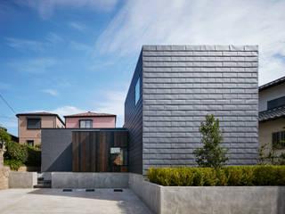 Rumah kayu oleh 山縣洋建築設計事務所, Modern