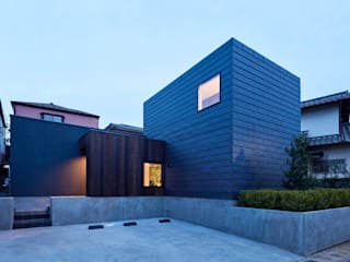 Rumah tinggal  oleh 山縣洋建築設計事務所, Modern