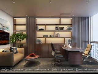 Thiết kế nội thất văn phòng Brand Biz Thiết Kế Nội Thất - ARTBOX
