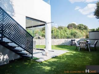 Modelo Collado de The Concrete Home Moderno