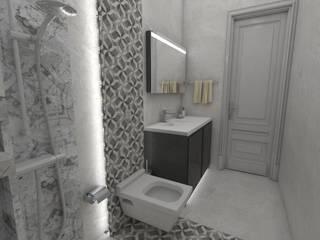 Banyo Tasarımı NEG ATÖLYE İÇ MİMARLIK