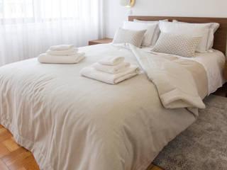 Dormitorios de estilo industrial de EMME Atelier de Interiores Industrial