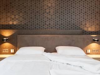 Grote slaapkamer met inloopkast De Suite SlaapkamerBedden en hoofdeinden