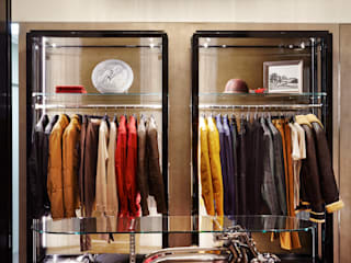 Belstaff Flagship Store Classic commercial spaces by Collier Webb Classic