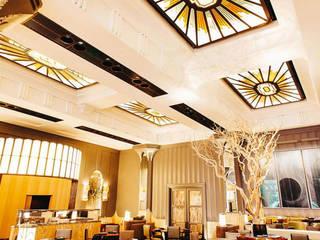 Bespoke Lighting for Fera at Claridges Hotel Gaya Eklektik Oleh Collier Webb Eklektik