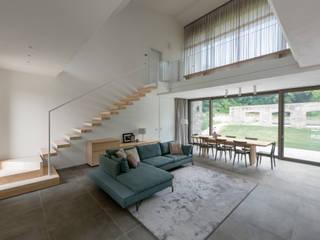 Minimalistische Wohnzimmer von Melissa Giacchi Architetto d'Interni Minimalistisch