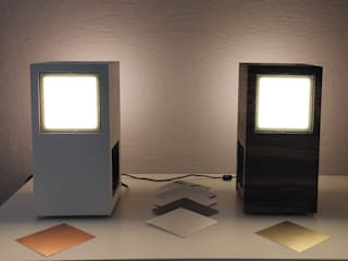 AUDIOLED Oled Design by Luxelt di Luxelt Moderno