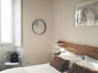 ミニマルスタイルの 寝室 の studio ferlazzo natoli ミニマル