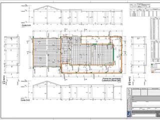 Detalhamento de projetos LFM Engenharia