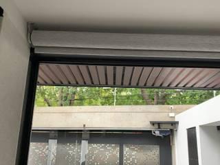 PERZA Persianas y Cortinas Living roomAccessories & decoration Bahan Sintetis Grey
