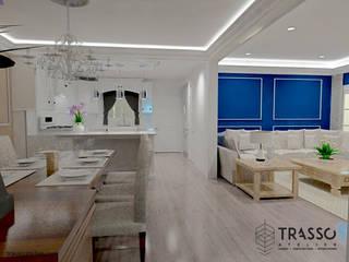 クラシックデザインの キッチン の TRASSO ATELIER クラシック