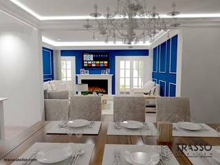 Klasik Yemek Odası TRASSO ATELIER Klasik