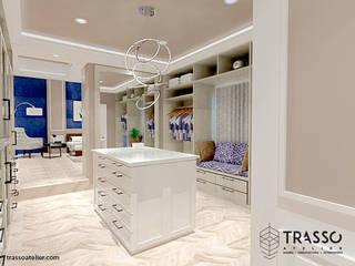 Klasik Giyinme Odası TRASSO ATELIER Klasik