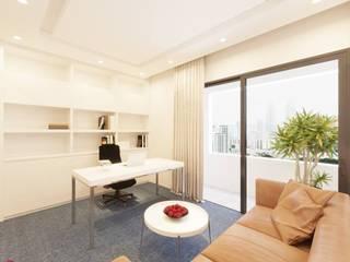 Thiết kế nội thất Văn phòng VCID Greenbay Thiết Kế Nội Thất - ARTBOX