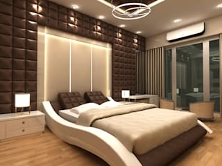 Bedroom Idea Modern style bedroom by Clickhomz Modern