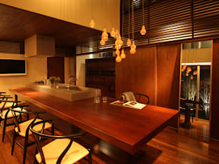 Moderne Küchen von NASU CLUB Modern
