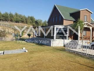 134 m2 Dubleks Prefabrik Ev Prefabrik Ev (Yaman Prefabrik)