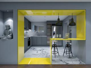 by ST-EM Architecture Minimalist