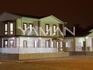 155 m2 Dubleks Prefabrik Ev Prefabrik Ev (Yaman Prefabrik)