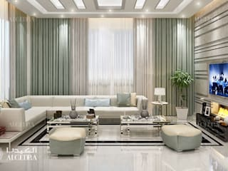 modern  by Algedra Interior Design, Modern