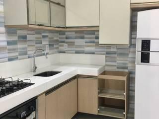 Cozinha Planejada Arcoze Moveis CozinhaArmários e estantes MDF