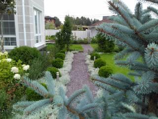 Наши работы Сад в классическом стиле от ДриадаС Классический
