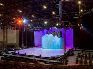 Auditorio Citibanamex Centros de exposiciones de estilo moderno de IAARQ (Ibarra Aragón Arquitectura SC) Moderno