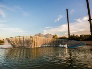 Fuente Fundidora de IAARQ (Ibarra Aragón Arquitectura SC) Moderno