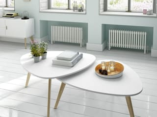 Intense mobiliário e interiores Living roomSide tables & trays