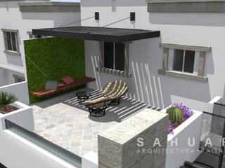 SAHUARO Arquitectura + Paisajismo Будинки