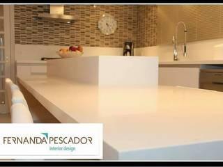 : Cozinhas  por Fernanda Pescador - Interior Design,Moderno