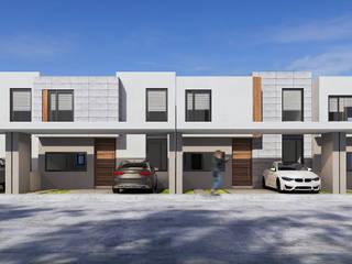 Casas Talento 2N de ffelix architecture Moderno