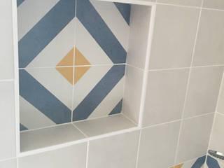 Salle de bain_ Bailly par Martin Olivia