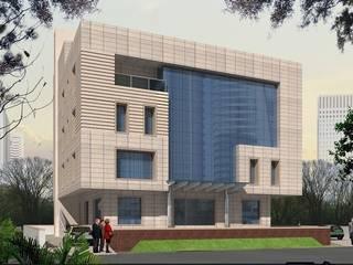 Nursing College, Badwah:  Houses by Design o Build,Classic