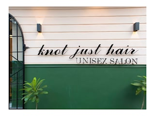 Knot Just Hair by THE UNUSUAL DESIGN Modern