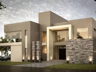 Waterfall Estate by Wentworth Architects Minimalist