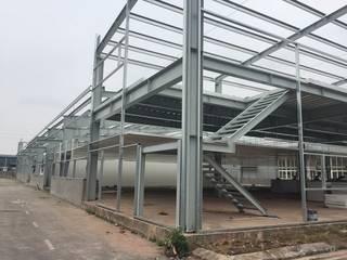 by Công ty Nhà thép Việt Nam - VSTEEL Industrial