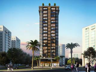 Toros Kule Çalık Konsept Mimarlık Modern