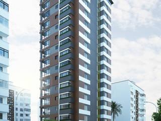 Çalık Kent - Uluç Modern Evler Çalık Konsept Mimarlık Modern