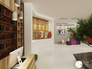 Nhà theo T+F Arquitectos, Hiện đại