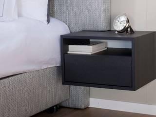 Zwevend nachtkastje: modern  door De Suite, Modern